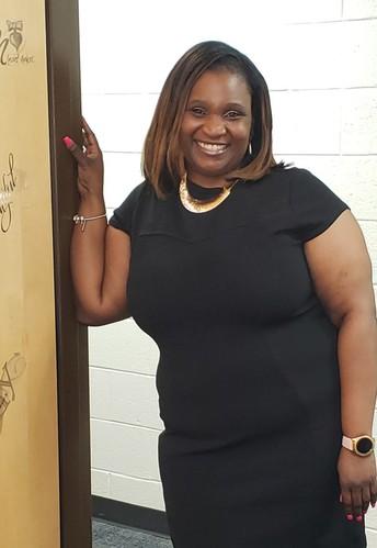 Ms. Kimesha White, Instructional Support Teacher