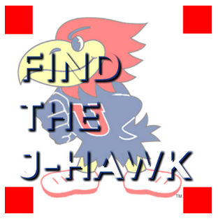 """Find the J-Hawk"" game returns to Homecoming Week in 2019"