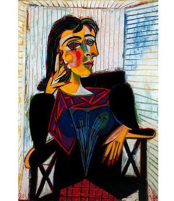 Portrait of Dora Mar