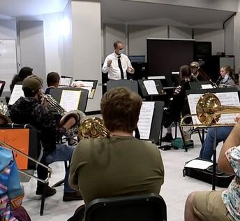 Karrick navigated cancer through music, inspires future teachers