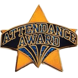 Classes with the BEST attendance for December