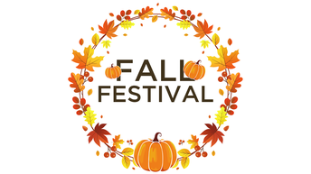 Our Fall Festival is on Friday, November 1st from 5:30-7:30 PM!