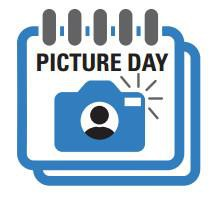 Save the Date- School Pictures!  8/27/19