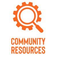 community resources icon