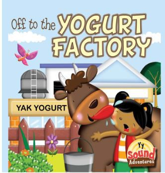 Yogurt book