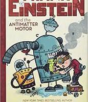 Frank Einstein and the Animatter Motor