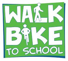 International Walk + Bike to School Day 10/2