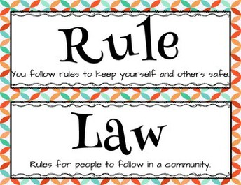 Rule and Laws