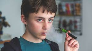 How do you know if your child is vaping?