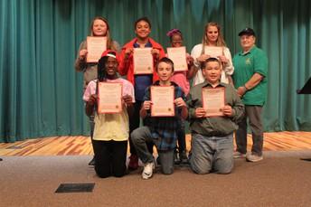 7th and 8th Grade Participants