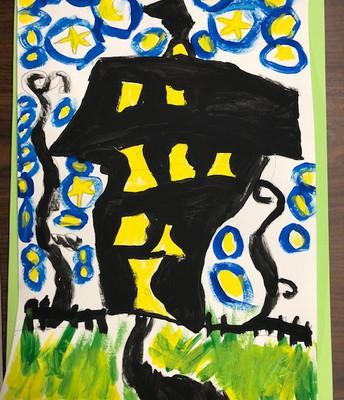 Celebrating Student Artwork...
