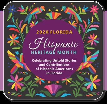 REMINDER: Hispanic Heritage Month