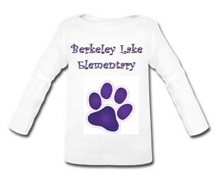 Berkeley Lake Elementary Spirit Wear: