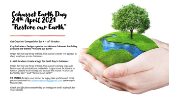 Cohasset Earth Dat Contest Winners