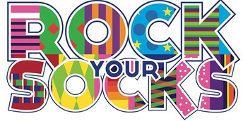 World Down Syndrome Day - Rock Your Socks Spirit Day!