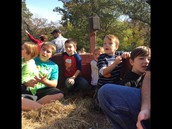 1st Graders Travel to Faulkner Ranch