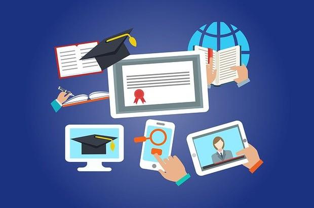 online learning (decorative image)