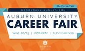 Auburn University Career Fair