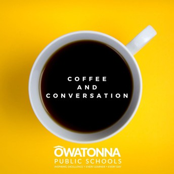 Coffee and Conversation with the Superintendent