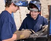 Nueva Vista Welding Program