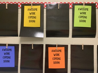 Can't wait to see students' work!