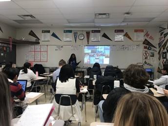 Mr Wolf's AVID Class