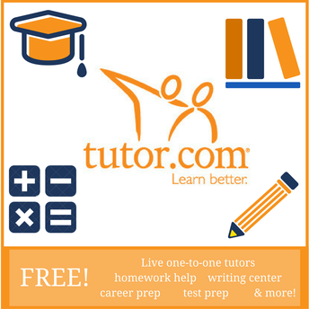 Online Tutoring Available