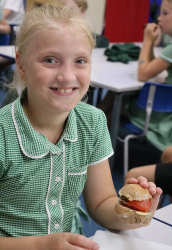 Year Three Sandwich Makers