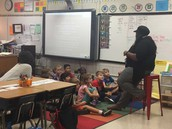Ms. Rainey's 2nd Grade Morning Meeting