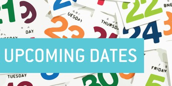 Important Dates: January 27th - January 31st