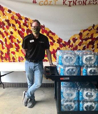 Water Donation Drive