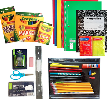 It's time to order School Supplies for 2021-2022 (Deadline is June 4th)