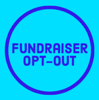 Fundraiser Opt-Out