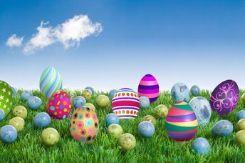 EASTER EGGSTRAVAGANZA IS BACK AT REFORMATION IN DOUSMAN!