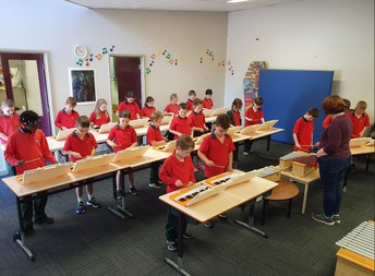 Our Music Program - Glockenspiel