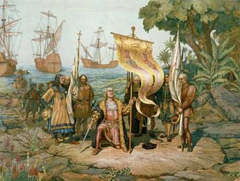 What was Christopher Columbus' mission?