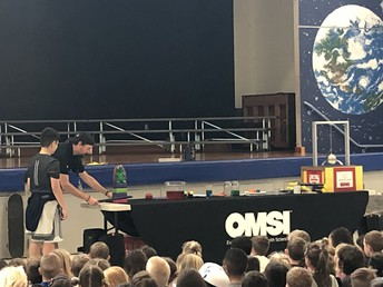 OMSI Assembly- Thanks PTC!