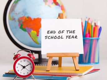End of the Year events: