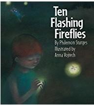 Ten Flashing Flashing Fireflies