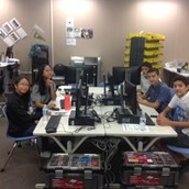 Olympian High School's CyberSecurity Team