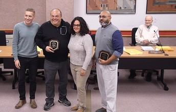 Thank You Shout Out to John Brunelle and Dennis Birks for their Exceptional Service as Holyoke School Committee Members