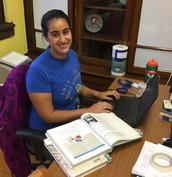 Ms. Hernandez- Science