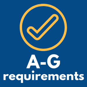 a-g requirements list