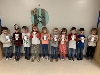 Kindergarten Students Enjoy a Sweet Surprise!