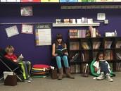 RA 3rd Grade Classroom Library