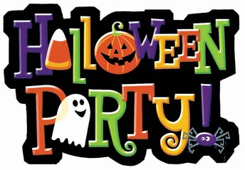 HALLOWEEN COSTUME DANCE AND PARTY