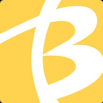 "BSD ""B"" icon logo"