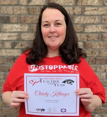 Christy Kittinger