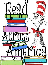 Read Across America es el 4-8 de marzo
