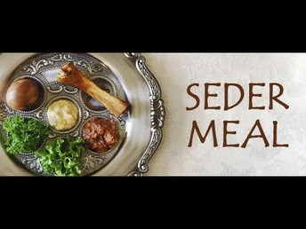 """A Simple Seder"""